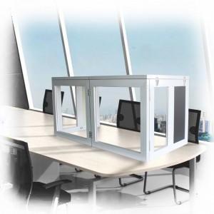 conference interpretation booth