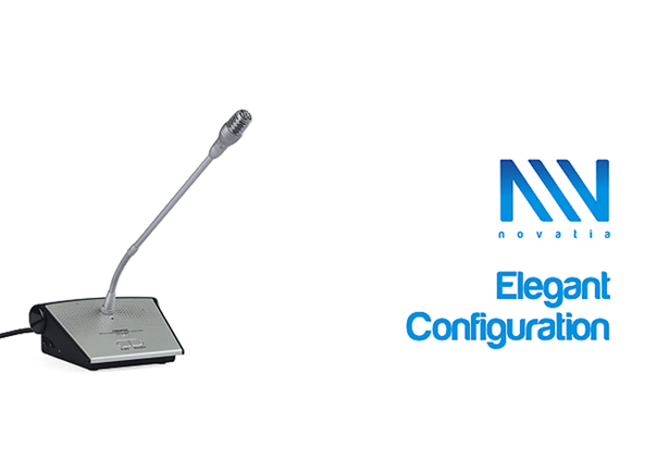 Conference microphone system